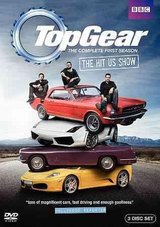 Top Gear: The Complete First Season (USA) (DVD)