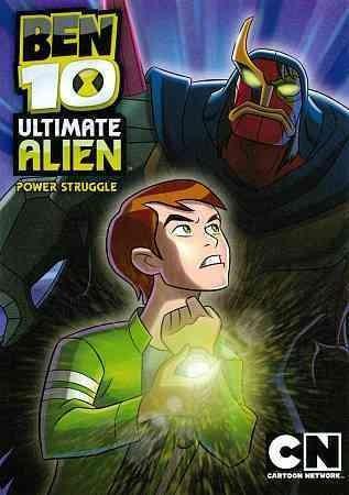 Ben 10 Ultimate Alien: Power Struggle (DVD)