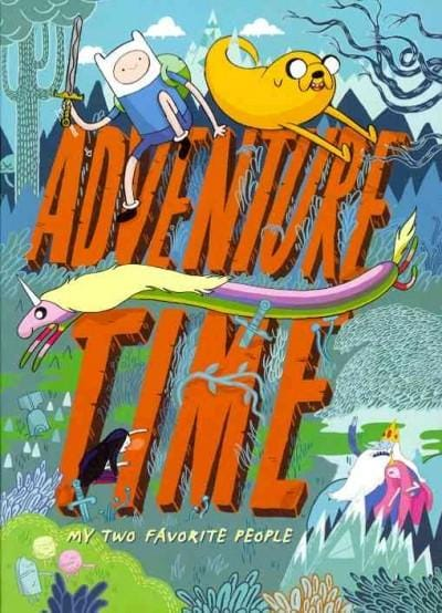 Adventure Time: My Two Favorite People (DVD)
