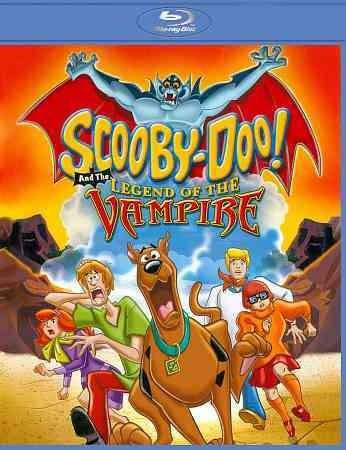Scooby-Doo And The Legend Of The Vampire (Blu-ray Disc)