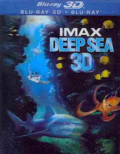 Deep Sea 3D (IMAX) (Blu-ray Disc)