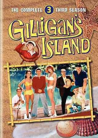 Gilligan`s Island - The Complete Third Season (DVD)