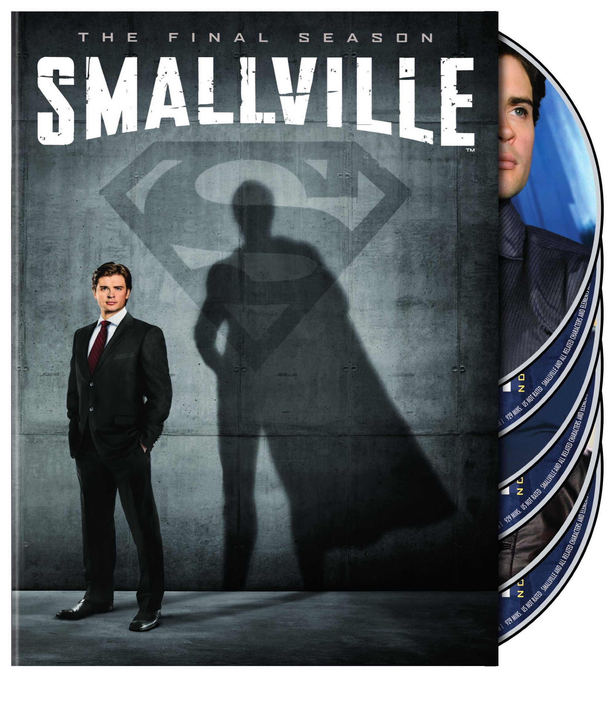 Smallville: The Complete Tenth Season (DVD) - Thumbnail 0