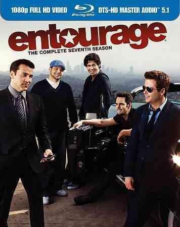 Entourage: The Complete Seventh Season (Blu-ray Disc)