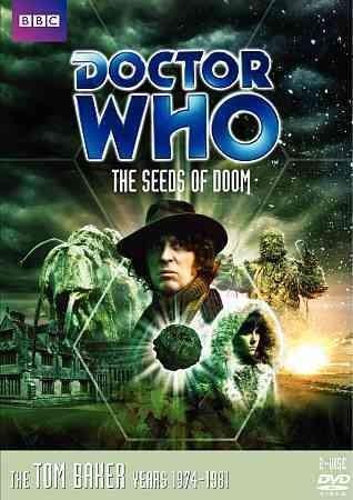 Doctor Who: Ep. 85- Seeds of Doom (DVD)