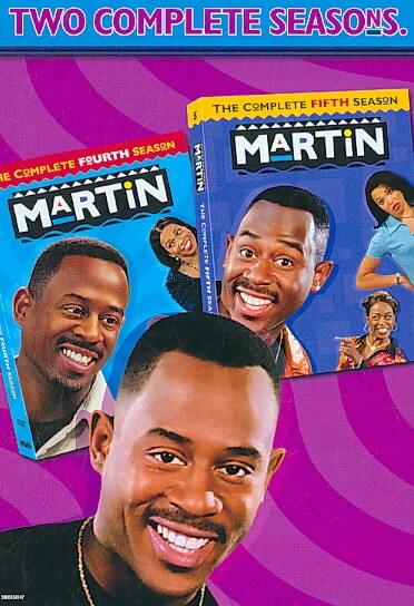 Martin: The Complete Seasons 4 & 5 (DVD)