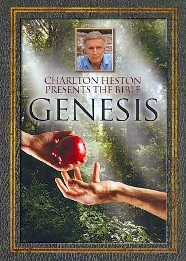 Charlton Heston Presents The Bible: Genesis (DVD)