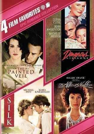 4 Film Favorites: Epic Romances (DVD)