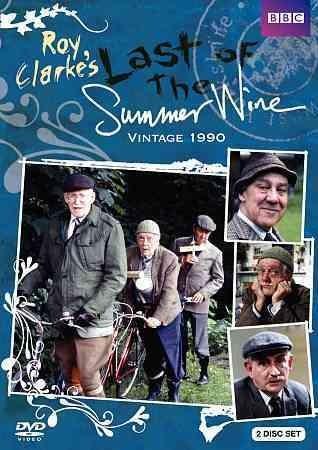 Last Of The Summer Wine: Vintage 1990 (DVD)