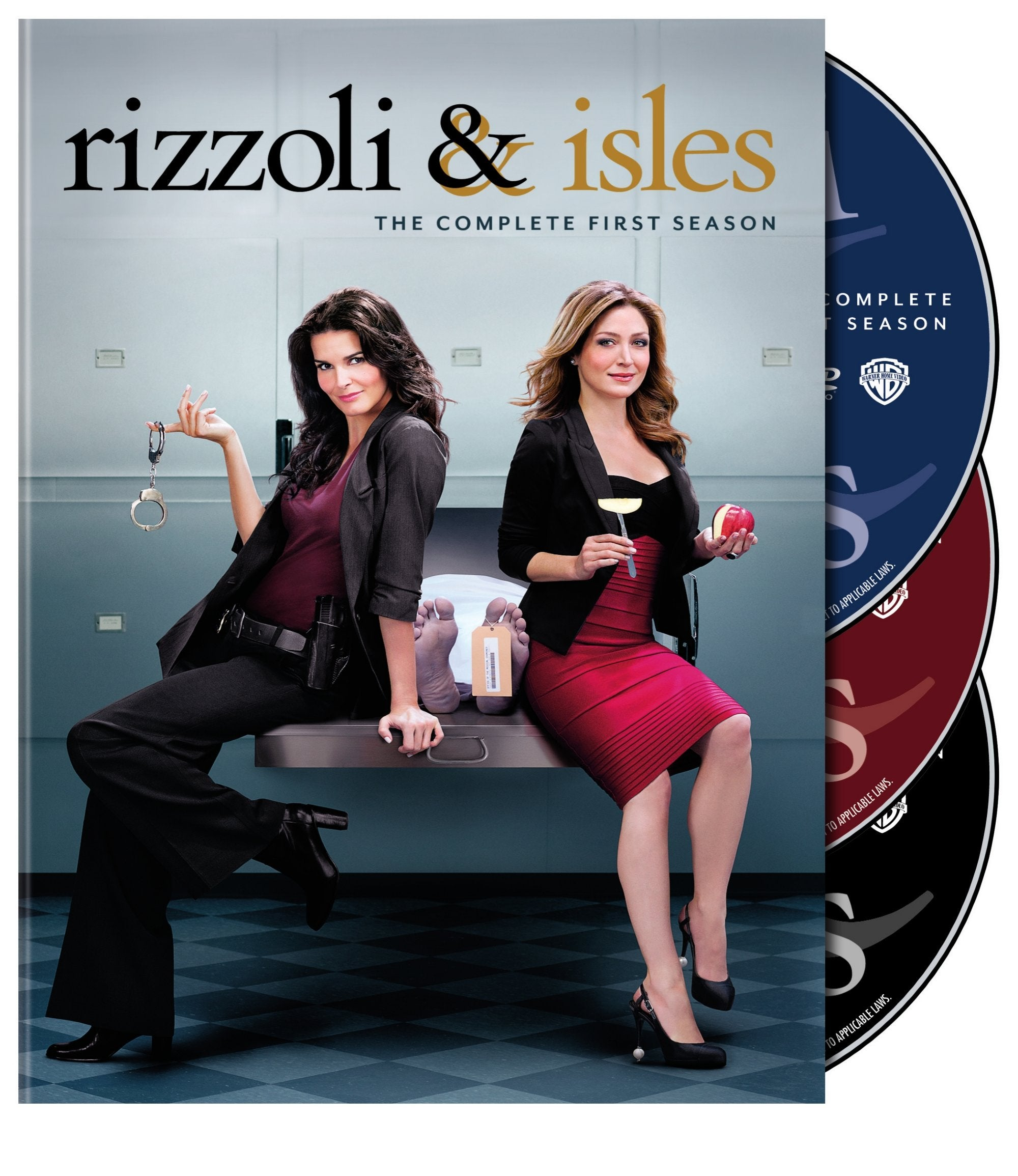Rizzoli & Isles: The Complete First Season (DVD)