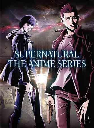 Supernatural: The Anime Series (DVD)