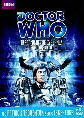 Doctor Who: The Tomb Of The Cybermen (DVD)