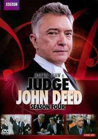 Judge John Deed: Season Four (DVD)