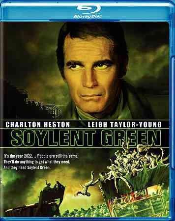 Soylent Green (Blu-ray Disc)
