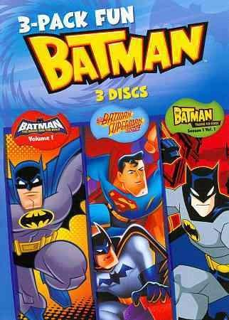 Batman Fun Pack (DVD)