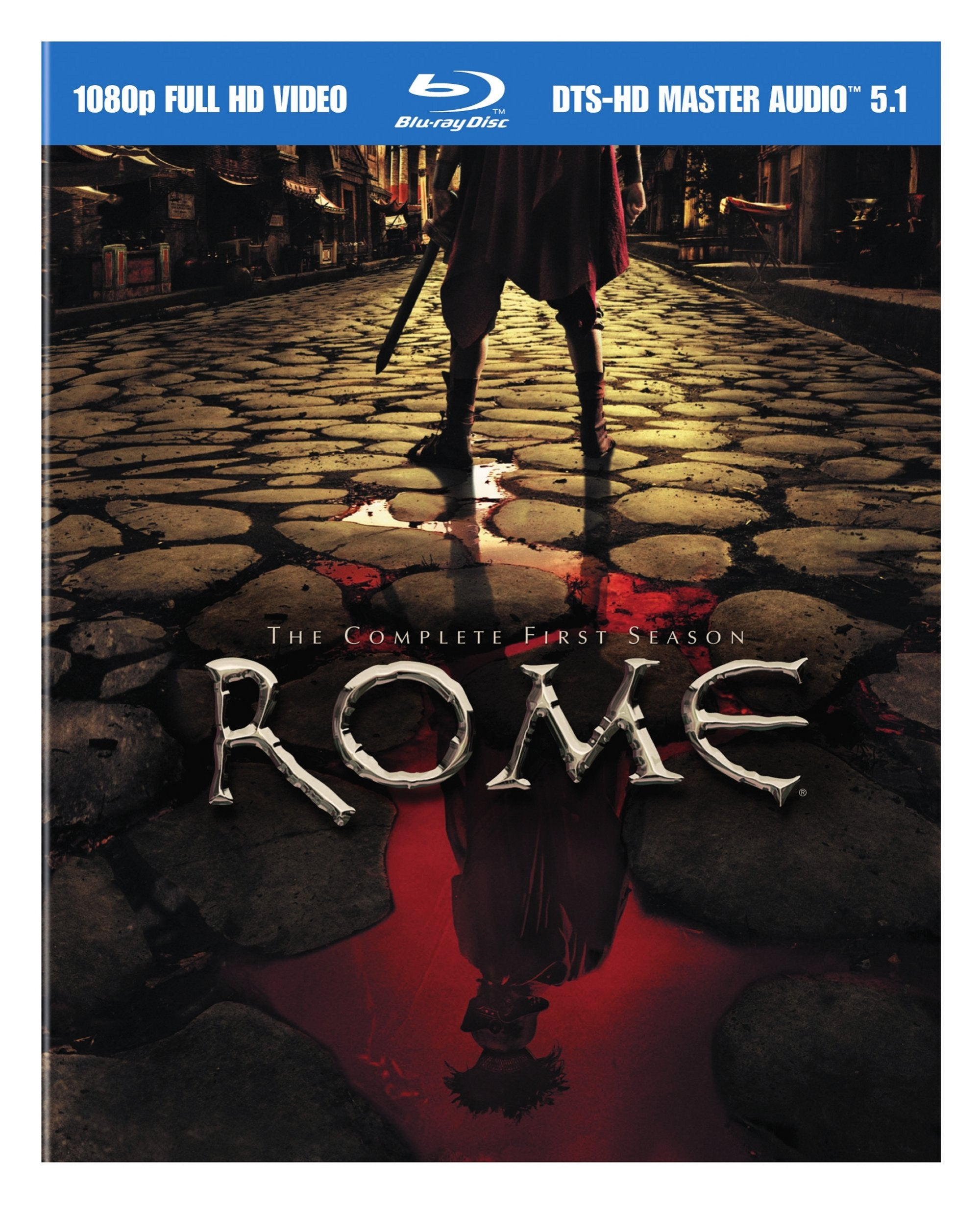 Rome: The Complete First Season (Blu-ray Disc)