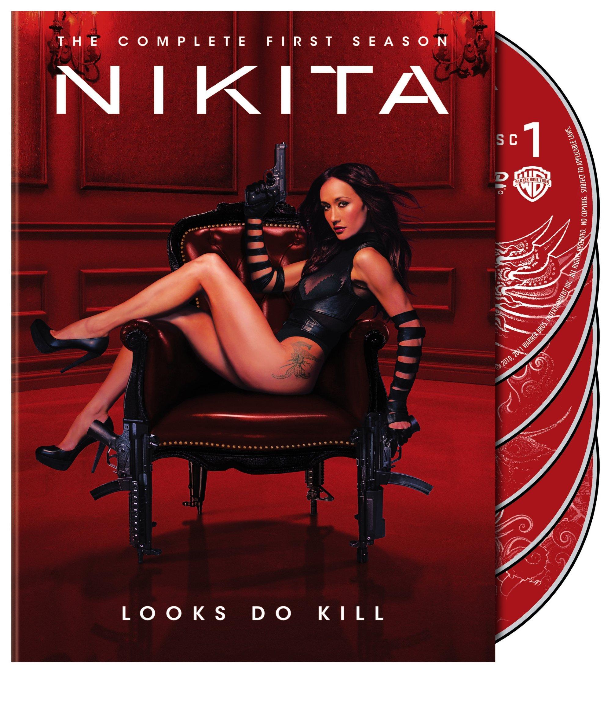 Nikita: The Complete First Season (DVD)
