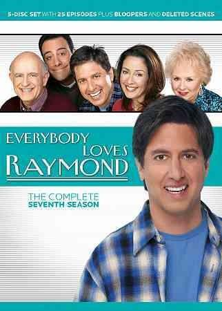 Everybody Loves Raymond: The Complete Seventh Season (DVD)
