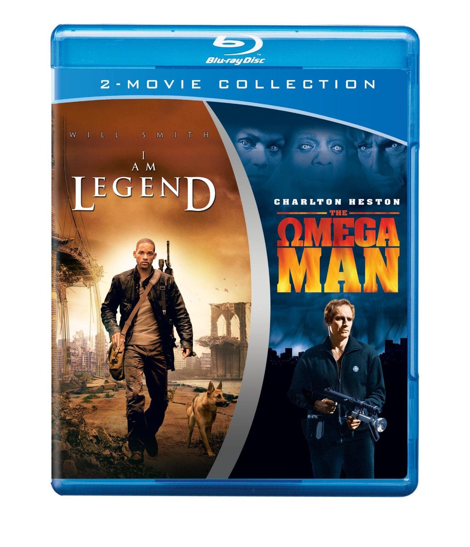 I Am Legend/Omega Man (Blu-ray Disc)