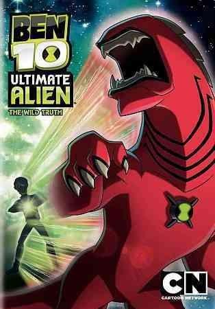 Ben 10 Ultimate Alien: The Wild Truth (DVD)