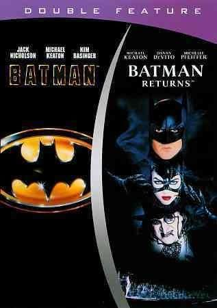Batman/Batman Returns (DVD)