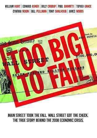 Too Big To Fail (DVD)