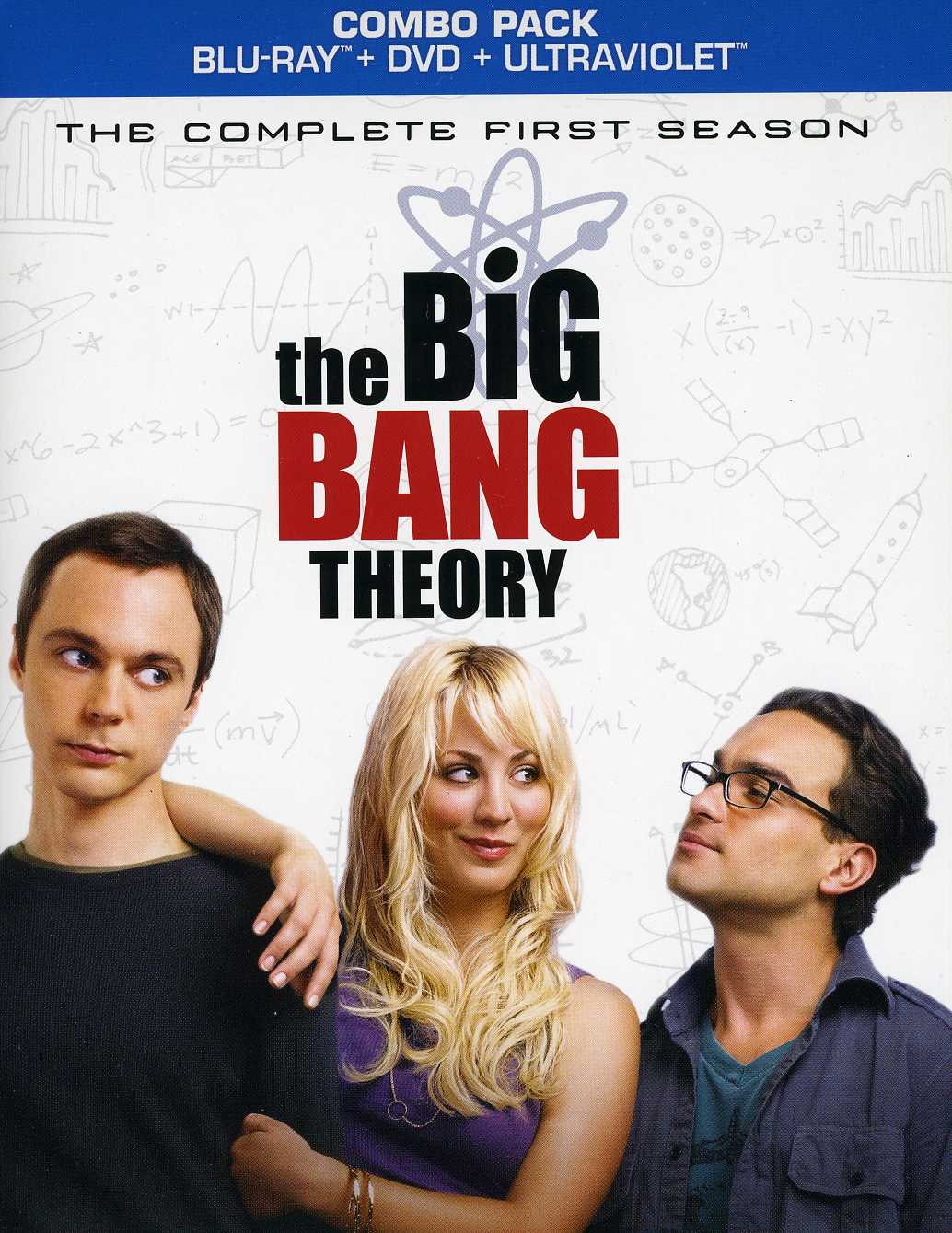 The Big Bang Theory: The Complete First Season (Blu-ray Disc) - Thumbnail 0