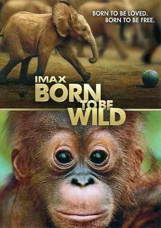 Born To Be Wild (IMAX) (DVD)
