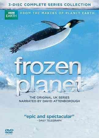 Frozen Planet (DVD)