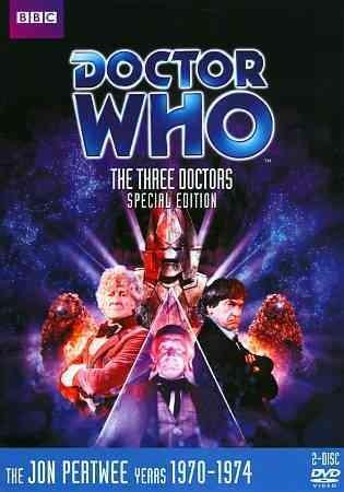 Doctor Who: Ep. 65- The Three Doctors (DVD)