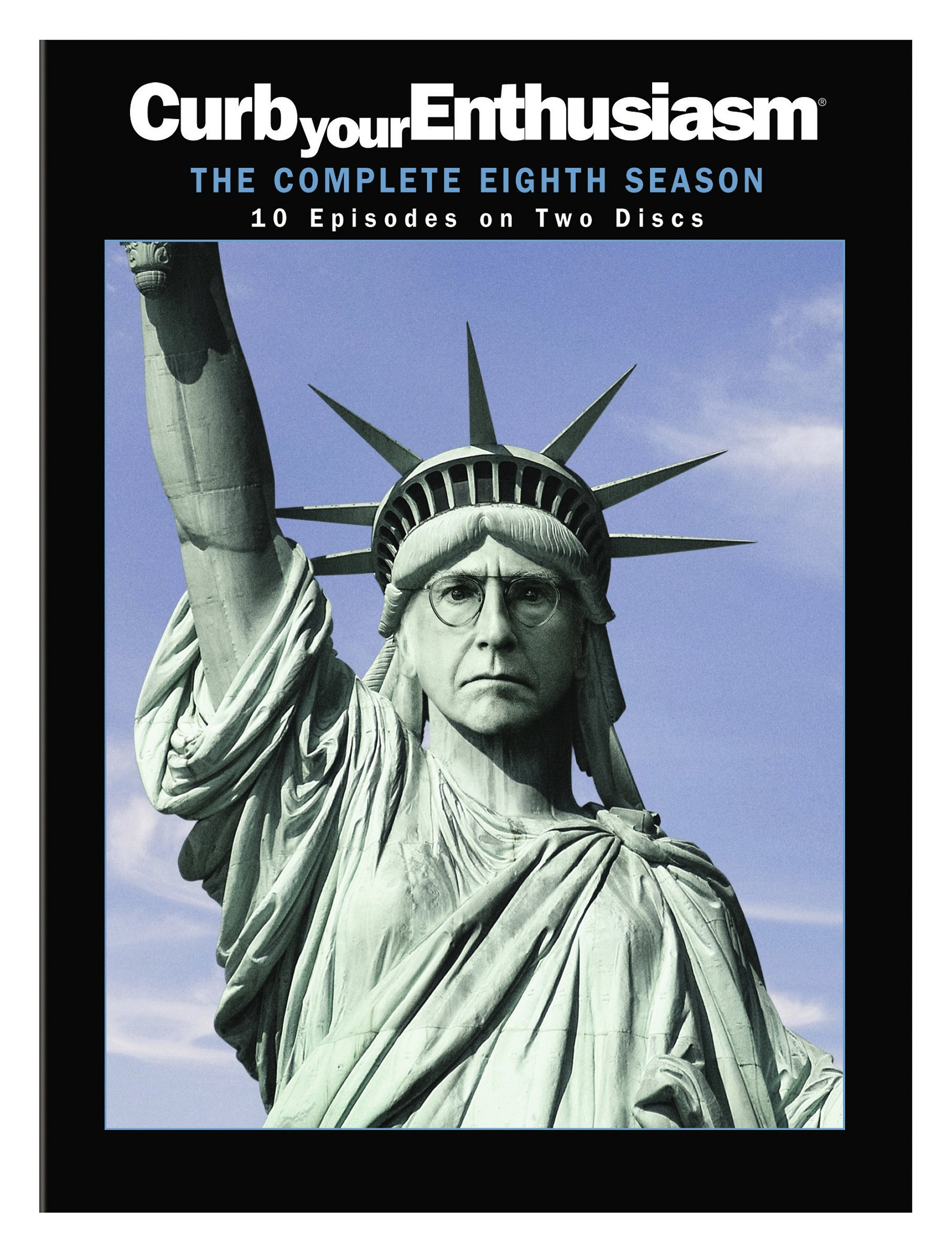 Curb Your Enthusiasm: The Complete Eighth Season (DVD)