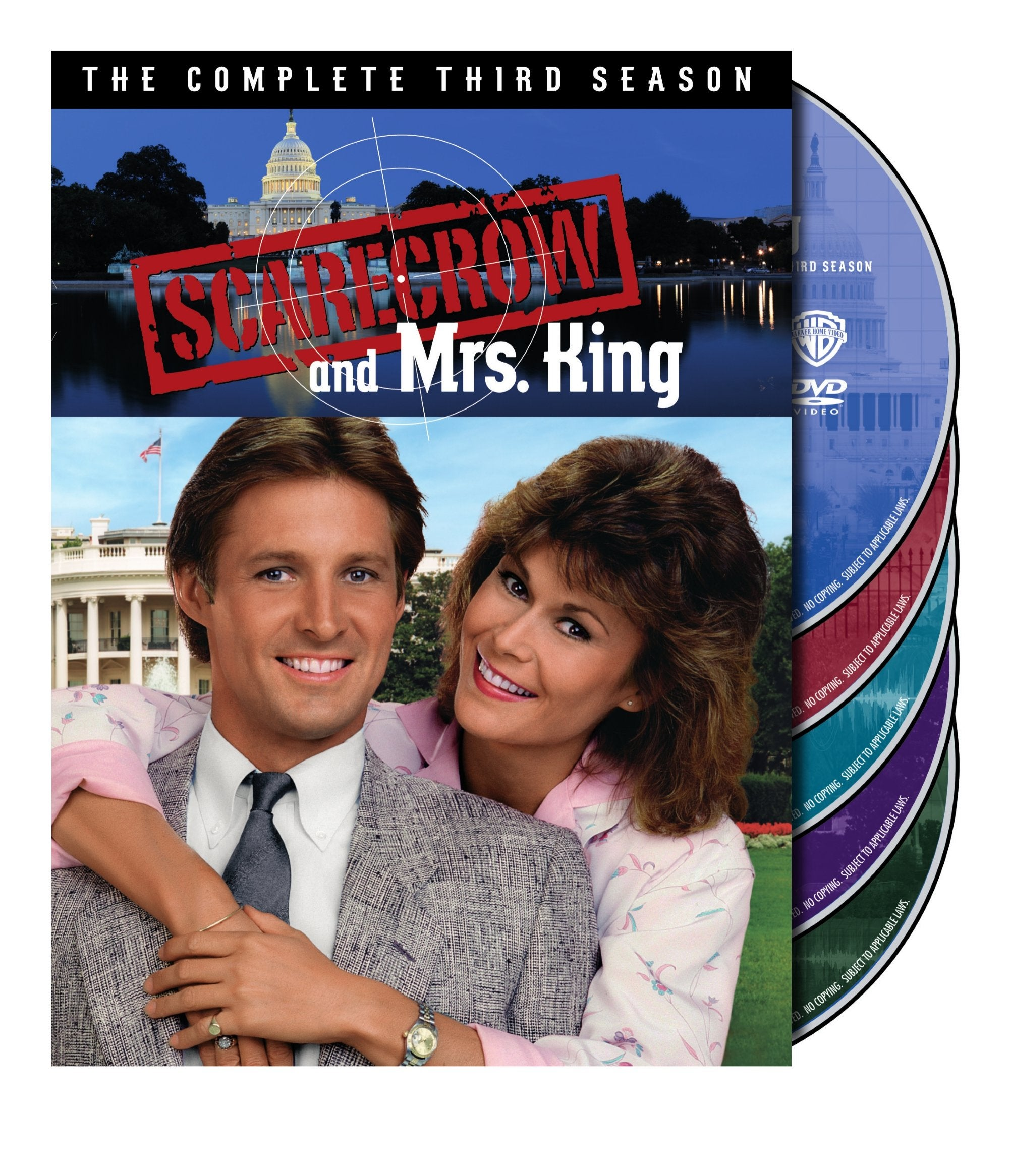 Scarecrow and Mrs. King: The Complete Third Season (DVD) - Thumbnail 0