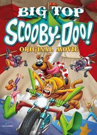Scooby-Doo! Big Top Scooby-Doo! (DVD)