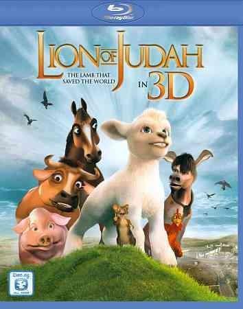 Lion Of Judah 3D (Blu-ray Disc)