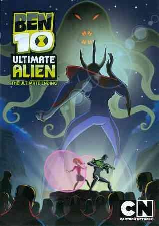 Ben 10 Ultimate Alien: Ultimate Ending (DVD)