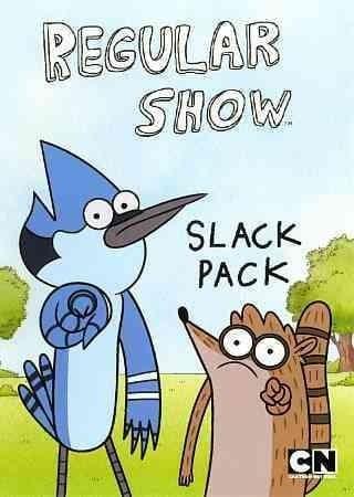 Regular Show: The Slack Pack (DVD)