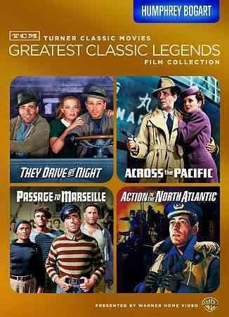 TCM Greatest Classic Films: Legends- Humphrey Bogart (DVD)