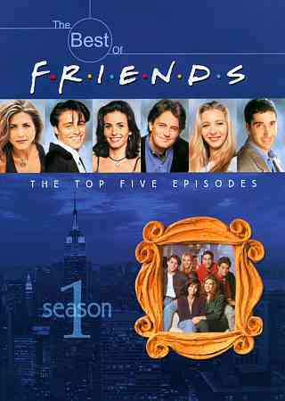 Friends: The Best Of Friends Season 1 (DVD)