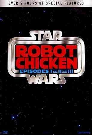 Robot Chicken: Star Wars 1-3 (DVD)