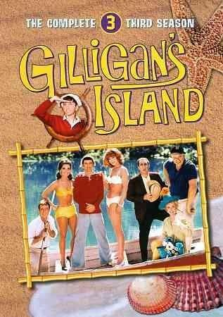 Gilligan's Island: The Complete Third Season (DVD)
