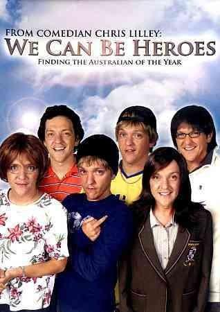We Can Be Heroes (DVD)