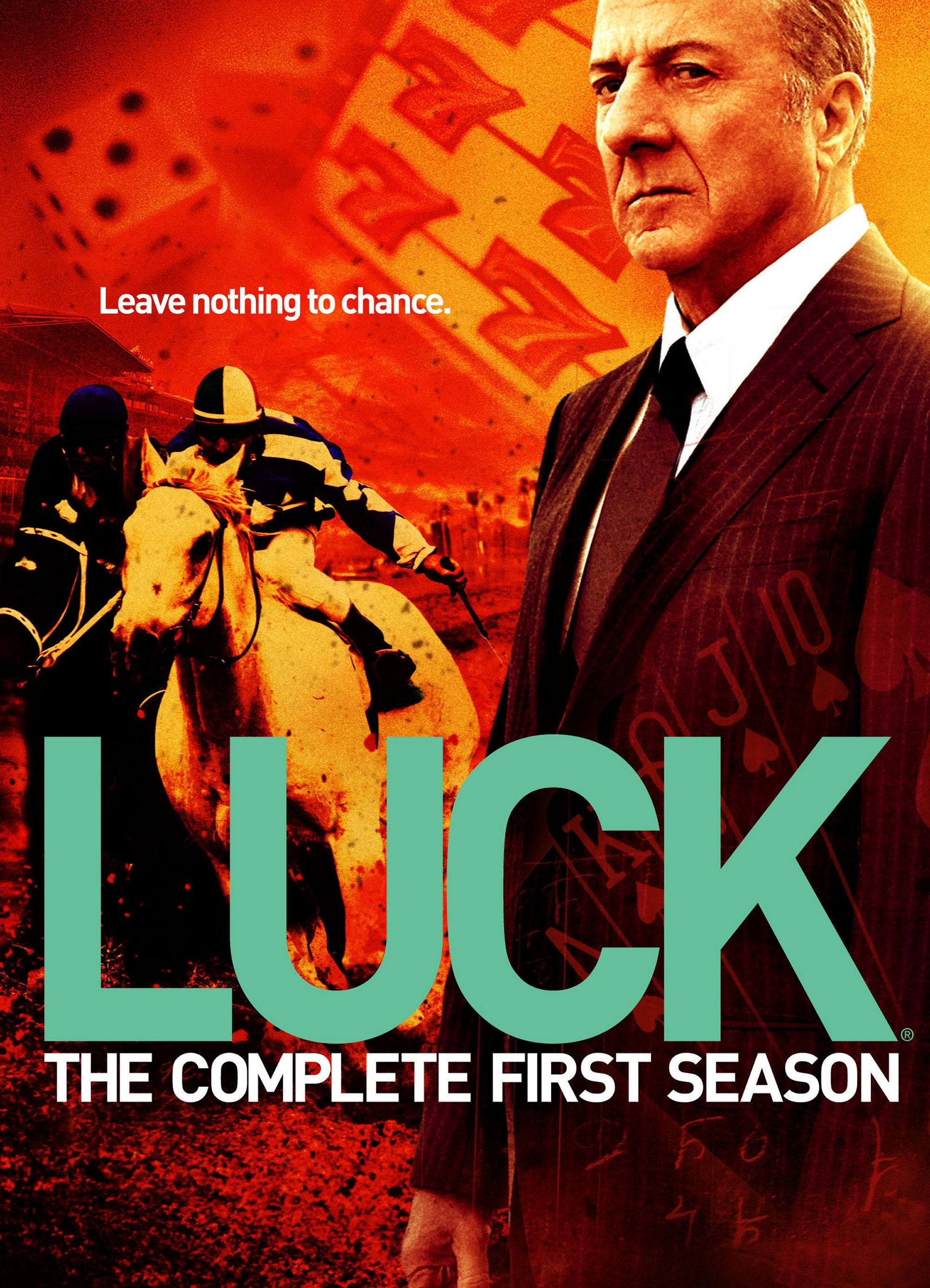 Luck: The Complete First Season (DVD)