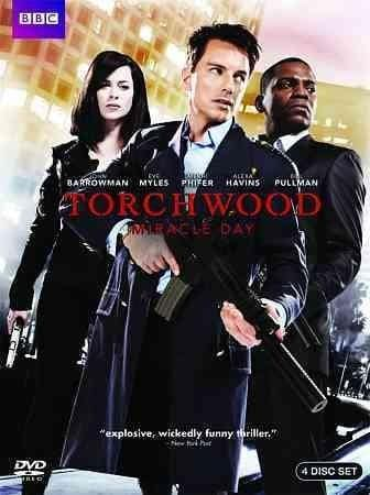 Torchwood Season 4: Miracle Day (DVD)