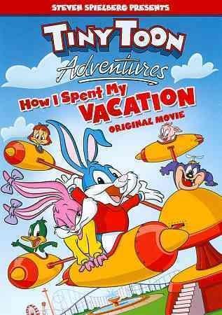 Tiny Toon Adventures: How I Spent My Vacation (DVD)
