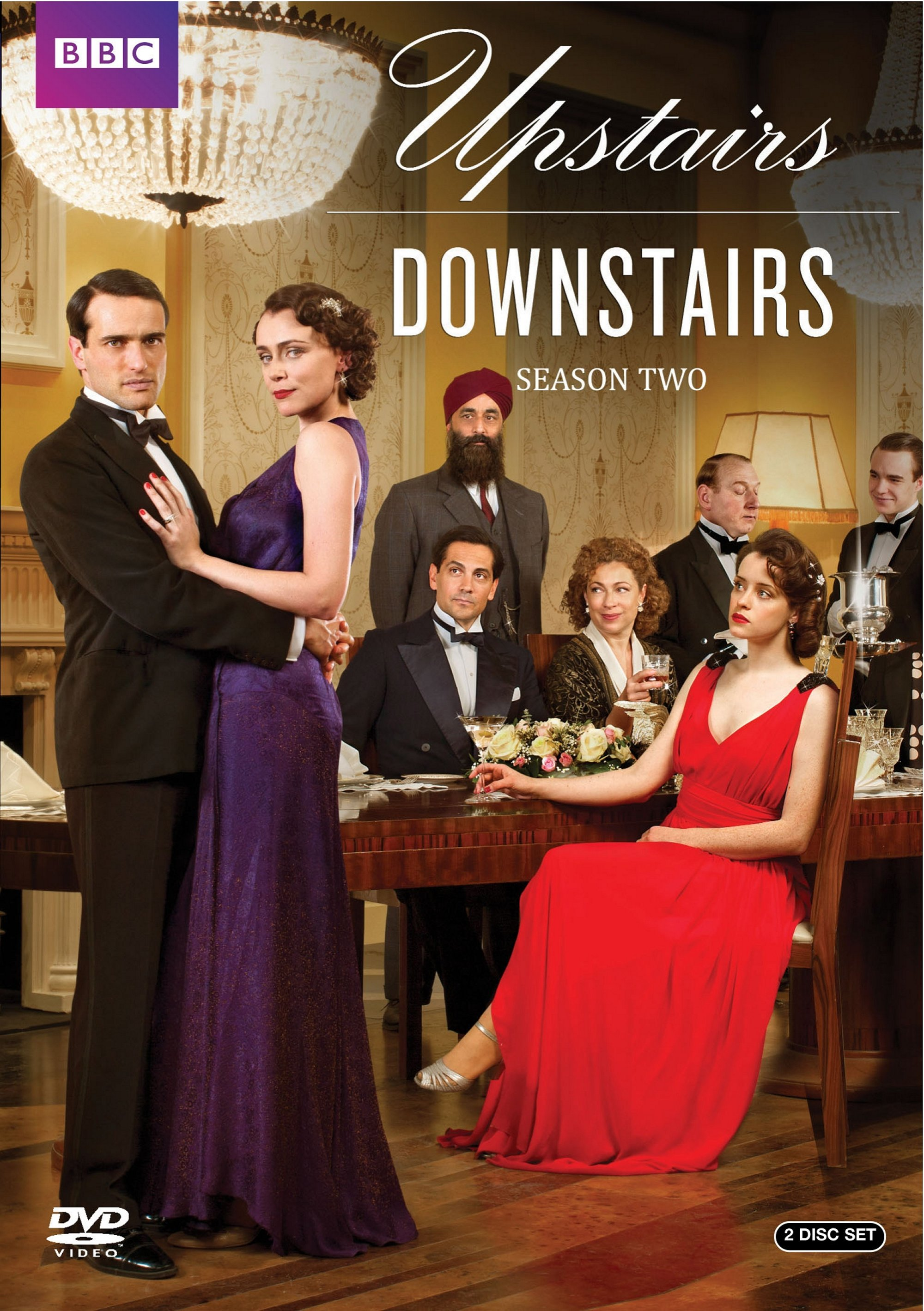 Upstairs, Downstairs Season 2 (DVD)