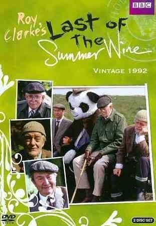 Last Of The Summer Wine: Vintage 1992 (DVD)