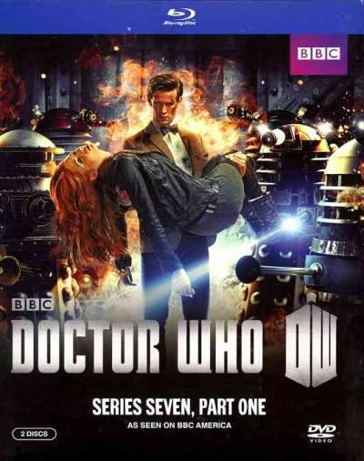 Doctor Who: Series Seven, Part One (Blu-ray Disc)