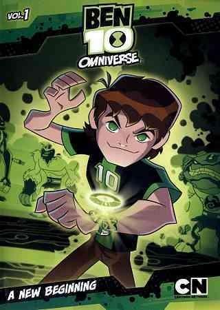 Ben 10 Omniverse: A New Beginning- Vol. 1 (DVD)