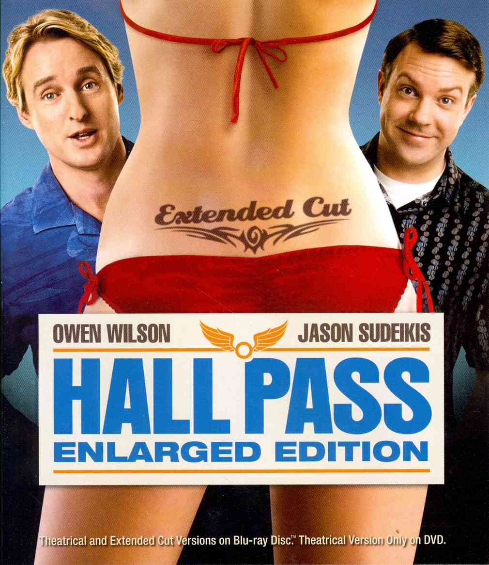 Hall Pass (Blu-ray Disc)