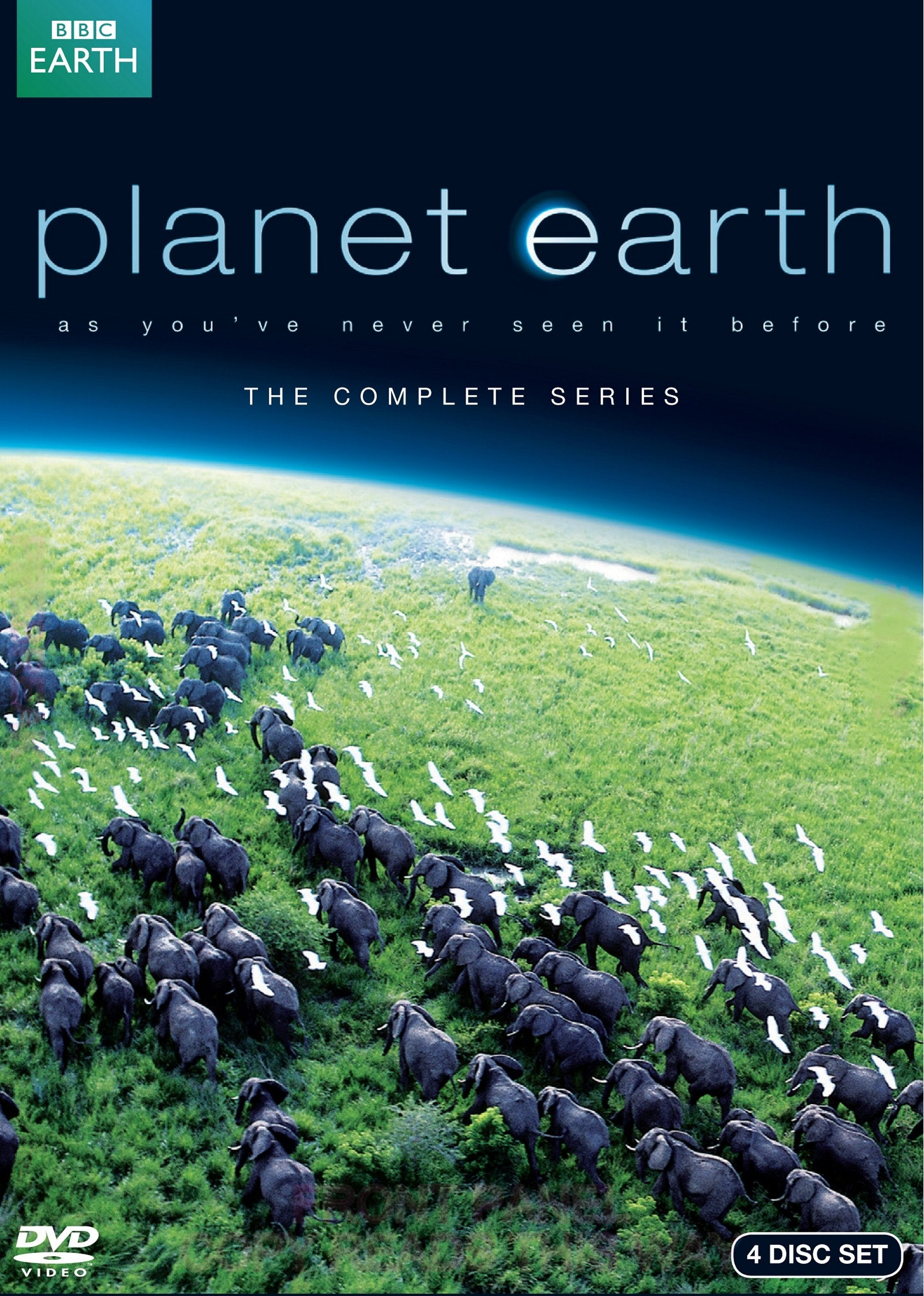 Planet Earth: The Complete Collection (DVD)